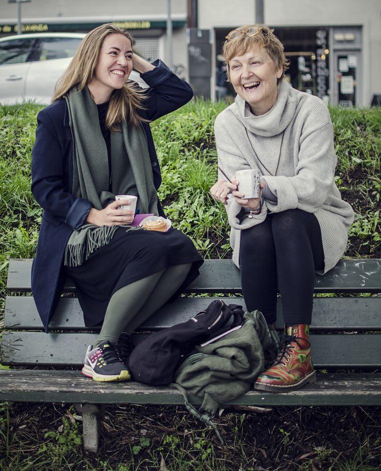 Caroline Palm & Liselotte Norén